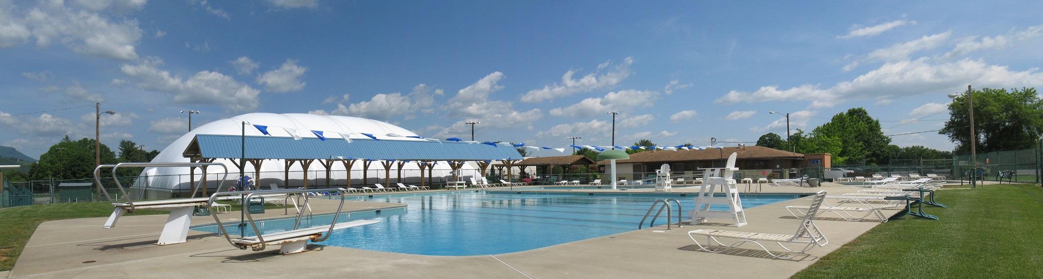 Lexington City Pool Ymca Of Virginia 39 S Blue Ridge